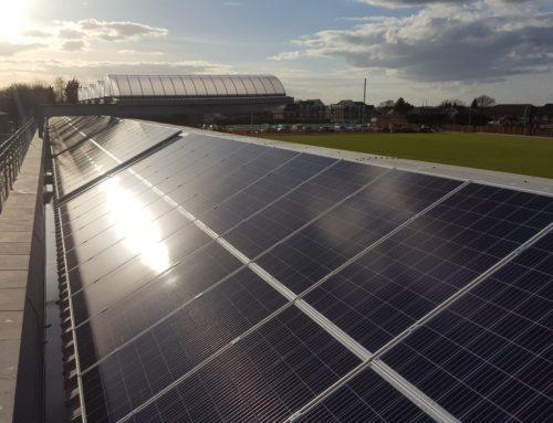 Gaelic Football Stadium – 50kWp PV system